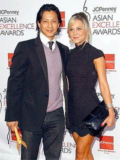 Will Yun Lee with beautiful, Wife Jennifer Birmingham Lee