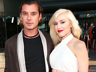 Gavin Rossdale: I Love Kissing Gwen's Bright Red Lips