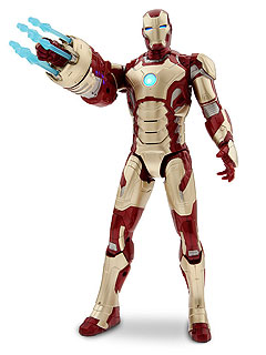 Iron Man 3 Sonic Blasting Action Figure