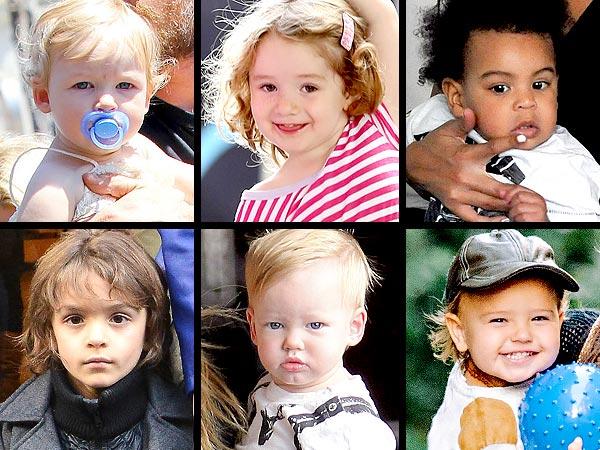 Celebrity Baby Lookalikes