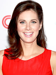 Erin Burnett Pregnant Expecting First Child