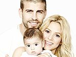 PHOTO: Shakira Shares Sweet Family Portrait
