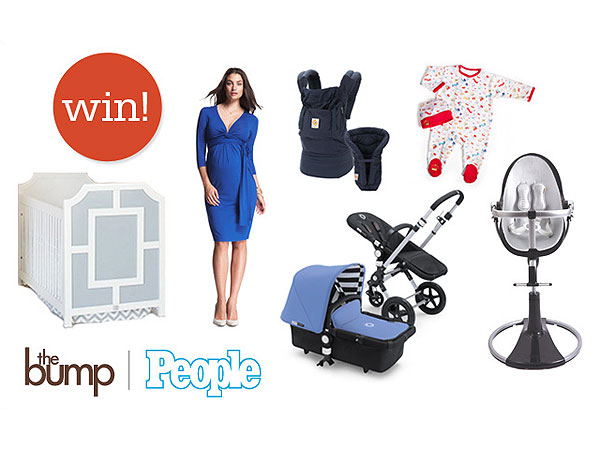 The Bump and PEOPLE Kate Middleton Royal Baby Giveaway