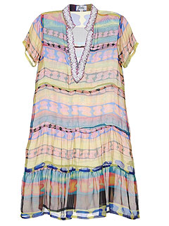 Yoox.com Jode' Multi-colored Kaftan