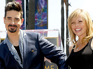 It's a Second Son for Backstreet Boys' Kevin Richardson