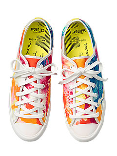 Printed Sneakers Zulily