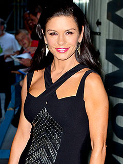 Catherine Zeta-Jones Red 2 Premiere