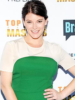 Gail Simmons Pregnant Expecting First Child