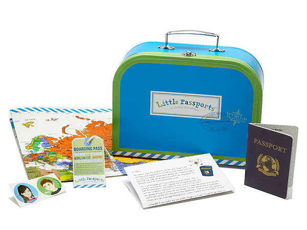 Little Passports Kids Subscription Company
