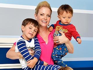 See Melissa Joan Hart's Nursery for Tucker