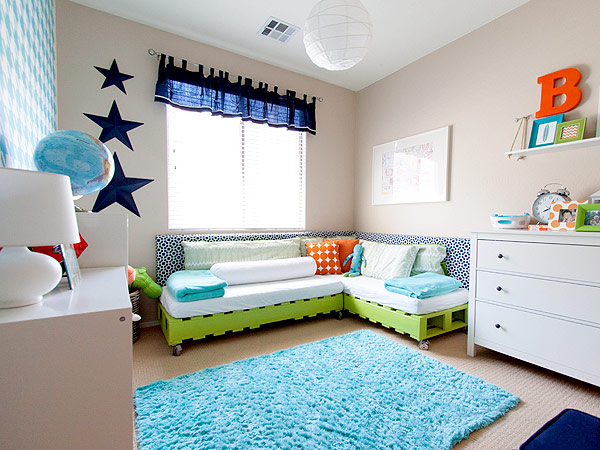 Great Ideas! 10 Stunning Ways to Decorate Your Child's Room – Moms ...