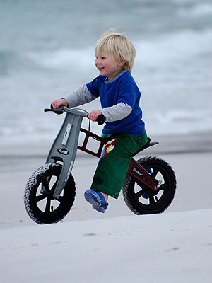 Benefits of Balance Bikes