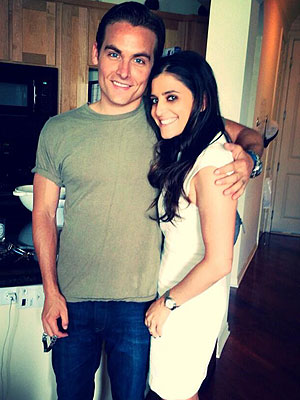 Kevin Zegers Is Adjusting to Newlywed Life