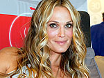Molly Sims Loves Summer Beach Dates with Brooks