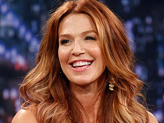 Poppy Montgomery: Violet's Name Not Meant to Follow Family Tradition
