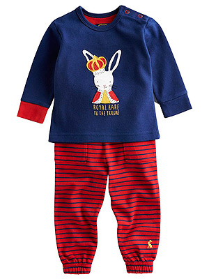 Joules USA Royal Heir Collection Prince George