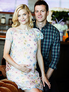 Jaime King Kyle Newman Welcome Son James Knight