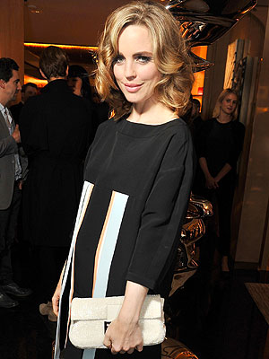 Melissa George Pregnant Expecting First Child