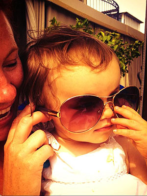 Elisa Donovan Blog Sick Baby