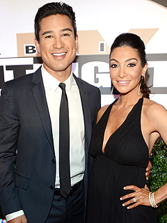 Mario Lopez Son Dominic Delivery