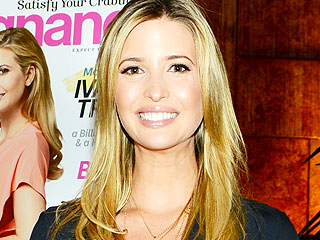 Ivanka Trump: Arabella Is 'Impatient' with Pregnancy