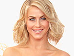 Check Out Julianne Hough's Sheer Emmys Gown!