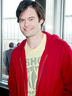 Bill Hader Cloudy with a Chance of Meatballs 2 Empire State Building