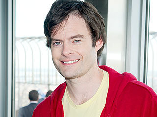 Bill Hader's Best Marriage and Family Advice: Just Say Yes