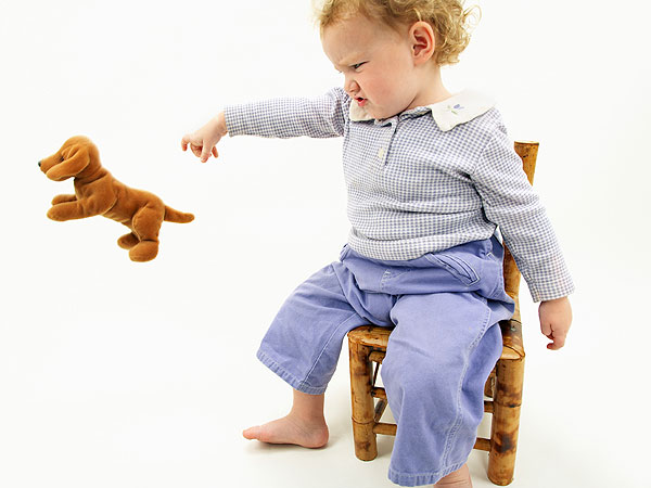 Lawrence Rosen, MD: How to Handle a Toddler Temper Tantrum