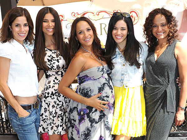 Dania Ramirez Expecting Twins Baby Shower