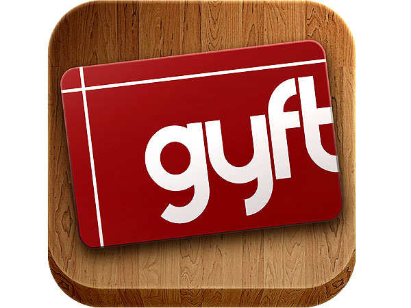 Gyft Gift Certificate Giveaway
