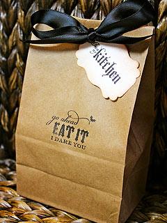 Kraft Halloween Goodie Bags JacquelynVaccaro