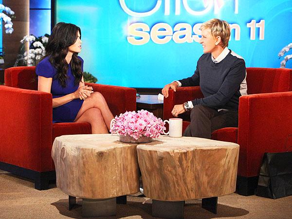 Ellen DeGeneres Jenna Dewan Channing Tatum