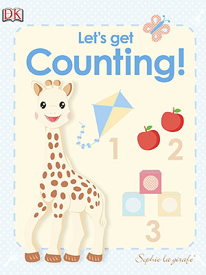 Sophie la Girafe and Babyearth Giveaway