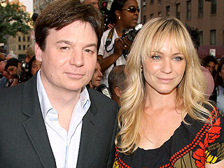 Mike Myers to Be a First-Time Dad