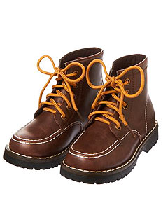 Gymboree Lace Up Woodsman Boots