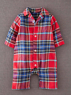 Boden Mini Flannel All In One