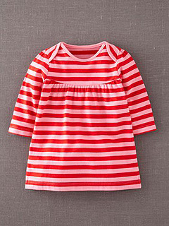 Boden Mini Striped Jersey Dress