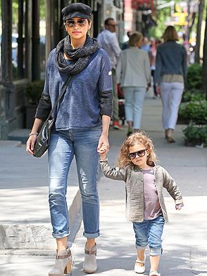 Camila McConaughey Mom Style