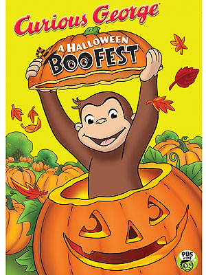 Curious George Halloween Special PBS Kids