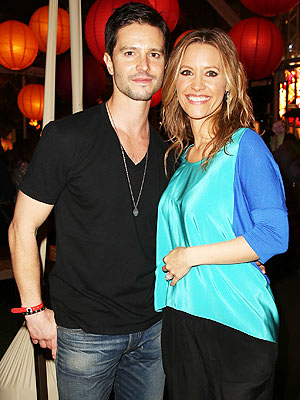 Jason Behr and KaDee Strickland Welcome a Son