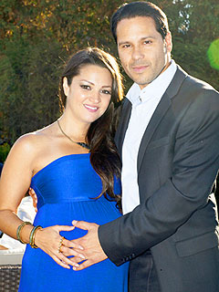 Paula Garces Welcomes Son Antonio