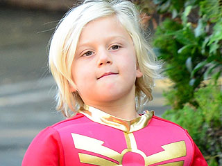 POLL: Which Costume Should Zuma Rossdale Wear for Halloween?
