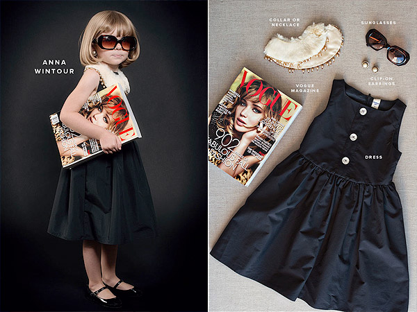 Anna Wintour Kids Costume Oh Happy Day