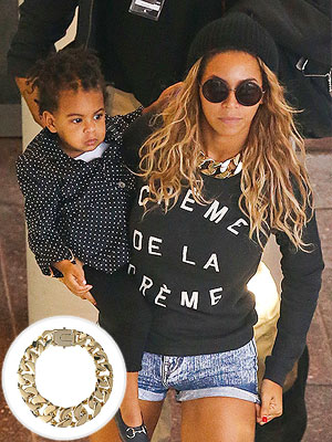 Beyonce All Saints Valtari Necklace