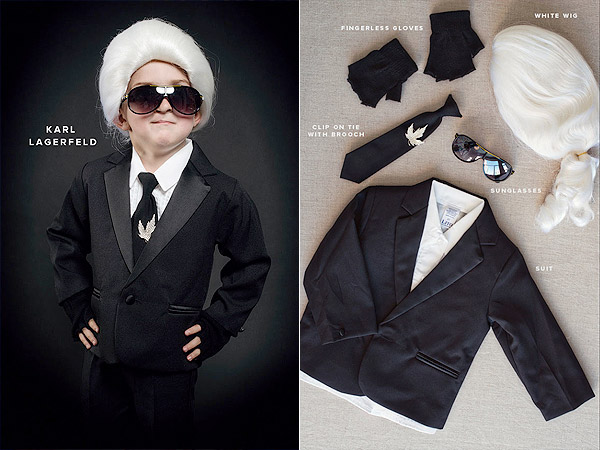 Karl Lagerfeld Kids Costume Oh Happy Day