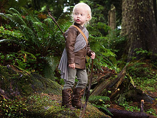 Need Baby Name Inspiration? Meet The Hunger Games's Real Katniss and Finnick