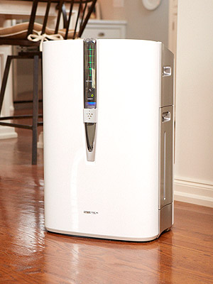 Sharp Plasmaluster Ion Air Purifier Giveaway