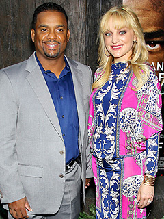 Alfonso Ribeiro Welcomes Son Alfonso Lincoln