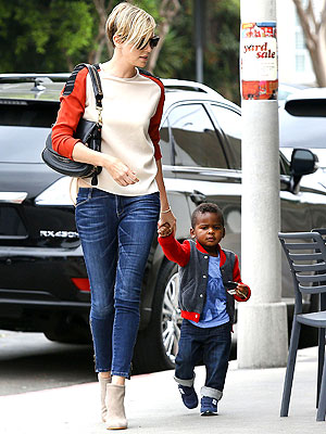 Charlize Theron son Jackson September 20 West Hollywood